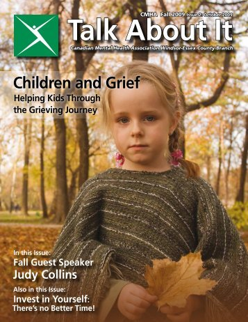 Fall 2009 Issue 2 - Canadian Mental Health Association