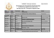 Programm SoTa 2011 - 29. Mai 2011 3 -