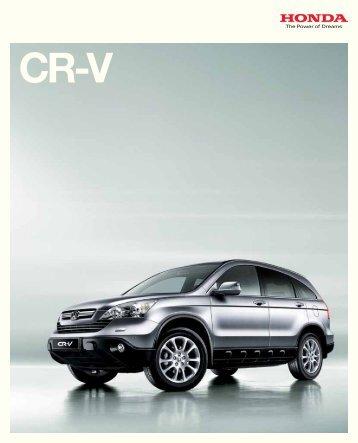 CR-V - Honda