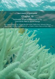 Chapter 10 - Great Barrier Reef Marine Park Authority