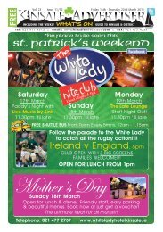Mother's Day - Kinsale and District Newsletter