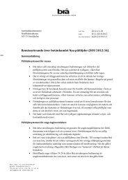 Betänkandet Nya påföljder - Brottsförebyggande rådet