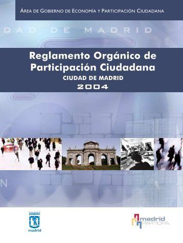 Reglamento Participacion.pdf - Federación regional de ...