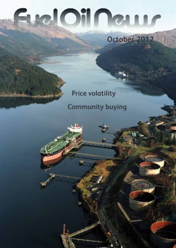 October 2012 - Fuel Oil News