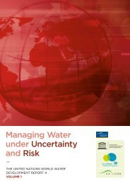 Managing Water under Uncertainty and Risk - Hydrology.nl