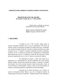 Projeto de Lei nº 792, de 2007