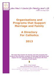 Directory - Archdiocese of Brisbane
