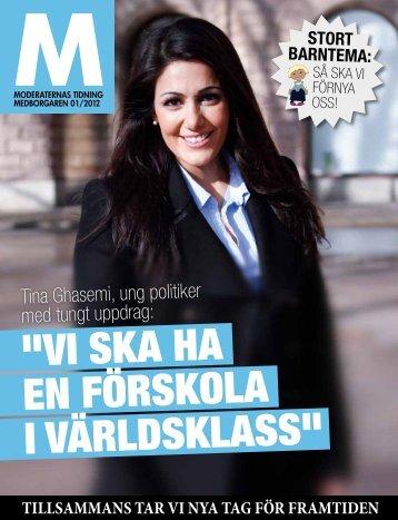Medborgaren 1 2012 - Moderaterna