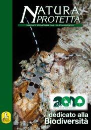 N° 6 2010 - Parco Nazionale d'Abruzzo Lazio e Molise