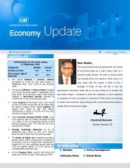 Economy Update 26 Sep-2 Oct - CII