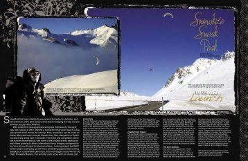 Snowkiting has been making its way around the ... - Kitesurfarea.com