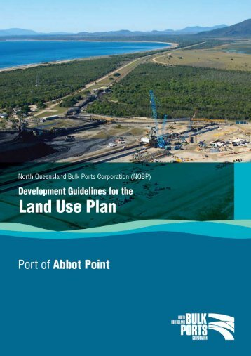 Port of Abbot Point Development Guidelines - North Queensland ...