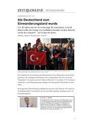 Als Deutschland zum Einwanderungsland wurde - Klaus J. Bade