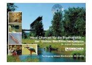 Download Vortrag J. Stemplewski (pdf, 10mb) - Urbane Biodiversität