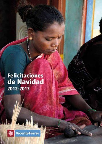 de Navidad - Fundación Vicente Ferrer