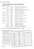 Termine VfB Einberg - alle Abteilungen - Seite 4