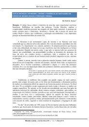 cecília meireles: intimismo, lirismo e tendência ao misticismo em ...