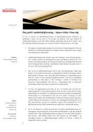 Høj gæld i andelsboligforening – højere risiko i lånevalg - Realkredit ...