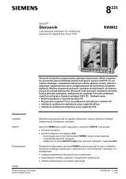 8225 Sterownik RWM82 - ALPAT