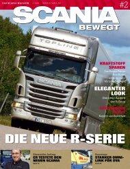 Die neue R-SeRie - Scania