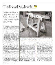 here - Popular Woodworking Magazine