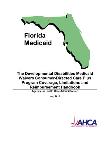 The Developmental Disabilities Medicaid Waivers Consumer ...