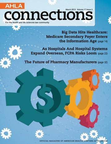 AHLA Connections (March 2013) - Nelson Mullins Riley ...