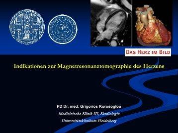 diagnostik - UniversitätsKlinikum Heidelberg