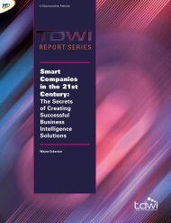 REPORT SERIES Smart Companies in the 21st Century: