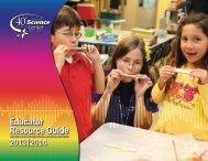 Educator Resource Guide 2013-2014 - Reuben H. Fleet Science ...