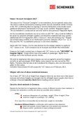 Air Freight Security Update for Germany - Schenker Deutschland AG - Page 3