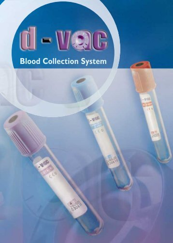 Blood Collection System