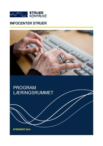 Program 2013 efterår