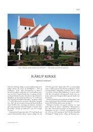 RÃ¥RuP KIRKE - Danmarks Kirker - Nationalmuseet