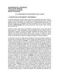 12. COMPONENTE GEOGRÁFICA DEL CLIMA - Unidad de ...