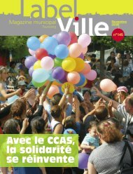 Label Ville N° 145 - Tourcoing