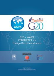 G 20 FDI Conference Program 27-28 April 2015 FF