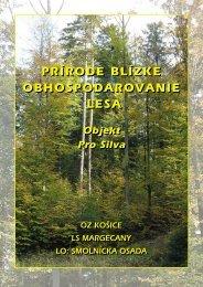 Prírode blízke obhospodarovanie lesa - Lesy SR š.p.