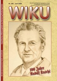 Ausgabe 365 - wiku-online.at