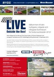 Racing Expo - STCC