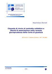 view document - Centre for the Study of European Labour Law ...