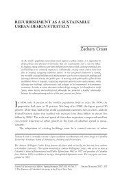 Zachary Craun - Journal of International Affairs - Columbia University