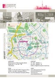 0 Straße des 17. Juni 106 – 108 Fax. 030 - referenzzentrum ...