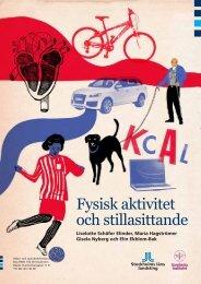 5. Fysisk aktivitet och stillasittande