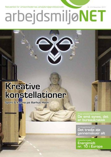 Kreative konstellationer - Arbejdsmiljønet