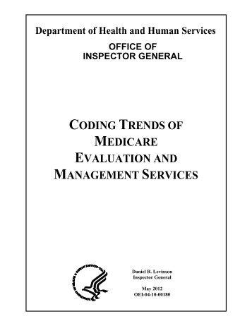 A program evaluation of the medicare