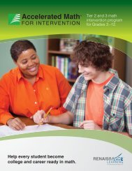 L2674 AMI Brochure 2013.indd - Renaissance Learning