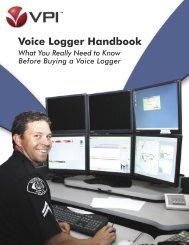 Voice Logger Handbook - VPI
