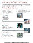Capacitive Sensors - Carlo Gavazzi - Page 6