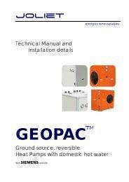 Technical Manual - Carpat Energy